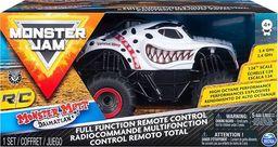 Spin Master Monster Jam Rc biały (6044951)
