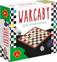 Alexander Warcaby mała gra podróżna p18