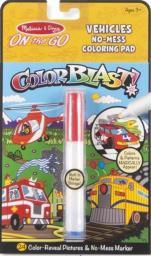 Kolorowanka Colorblast Vehicles