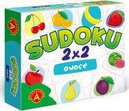 Alexander Sudoku 2x2 Owoce