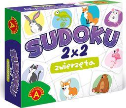 Alexander Sudoku 2x2 Zwierzęta