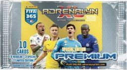 Panini FIFA 365 Adrenalin 2020 Saszetka premium