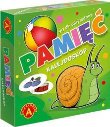 Alexander Pamięć Kalejdoskop mała gra podróżna p18