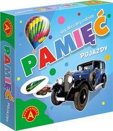 Alexander Pamięć Pojazdy mała gra podróżna p18
