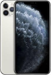 Smartfon Apple iPhone 11 Pro 256 GB Dual SIM Srebrny  (MWC82PM/A)