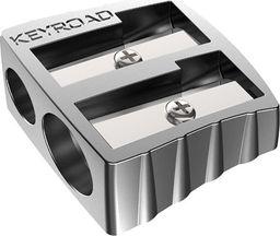 PBS Connect Temperówka aluminiowa podwójna srebrna