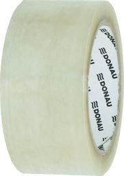 PBS Connect Taśma pakowa DONAU Hot-Melt 48mmx66m 50mikr.transparentna p6 cena za 1 szt