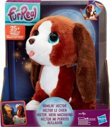 Hasbro Piesek wyjący FurReal Friends Howie brązowy (E4649)