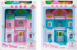 Mega Creative  Domek dla lalek z akcesoriami (442487)