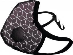 Maska antysmogowa Dragon Casual II Geometry Gray r. S
