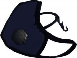 Maska antysmogowa Dragon Casual II Navy Blue r. L