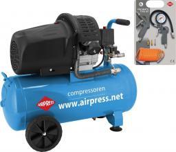 Sprężarka tłokowa Airpress HL 425-50 8bar 50L (36888)