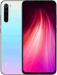 Smartfon Xiaomi Redmi Note 8 64GB Dual SIM Biały  (XMI-NOTE8-64WH)