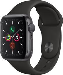 Smartwatch Apple Watch 5 GPS 40mm Silver Alu Szary  (mwv82hc/a)
