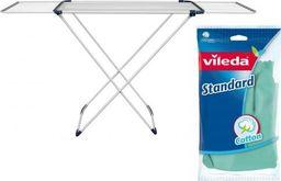 Suszarka na pranie Promis Suszarka na pranie PROMIS SU100 ROMA + GRATIS VILEDA