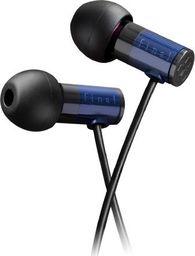 Słuchawki Final Audio Final Audio E1000 - niebieskie