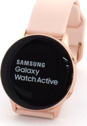 Smartwatch Samsung Galaxy Watch Active Różowy