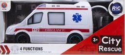 Mega Creative Ambulans biały (443459)