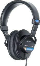 Słuchawki Sony SONY MDR-7506 black - suchawki