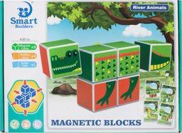 Mega Creative KLOCKI MAGNETYCZNE OBROTOWE 6 ELEMENTÓW MEGA CREATIVE 438080