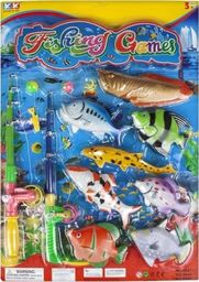 Mega Creative GRA RYBKI MAGNETYCZNE MEGA CREATIVE 443533