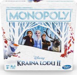 Hasbro Gra planszowa Monopoly Frozen (E5066)