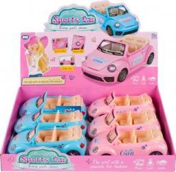 Mega Creative Samochód dla lalek 17cm (442299)