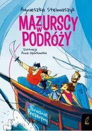 Mazurscy w podróży T.2 Porwanie Prozerpiny