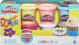 Hasbro -PLD PLAYDOH CONFETTI COMP COLLECTION B3423 WB4