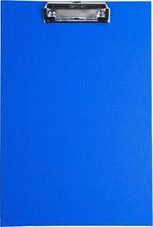 D.Rect Deska A5 PVC z klipem niebieska D.RECT