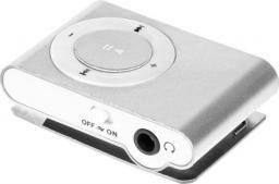Odtwarzacz MP3 Quer KOM0634 srebrny