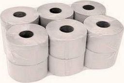 Jumbo Papier Toaletowy Jumbo Szary Standard T130