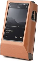 Etui do odtwarzacza Astell&Kern Miter Leather Case for Astell&Kern AK300/AK320  z AMPem - Brown