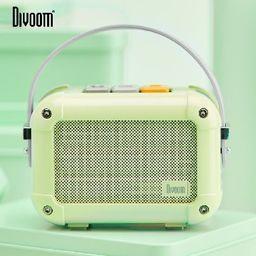 Głośnik Divoom Divoom Macchiato - Matcha Green