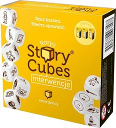 Rebel Story Cubes: Interwencje