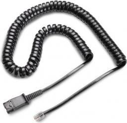 Plantronics kabel U10P do słuchawek H 3m (26716-01)
