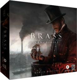 Phalanx Gra planszowa Brass Lancas hire (PL)