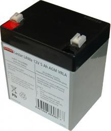 Lestar żelowy akumulator wymienny (LAWa 12V 5Ah AGM VRLA) (1966006967)