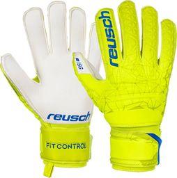 REUSCH Rękawice Reusch Fit Control SD Open Cuff 39/72/515/588 39/72/515/588 żółty 5