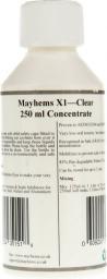 Mayhems X1 Koncentrat - Clear - 250ml (609224351518)