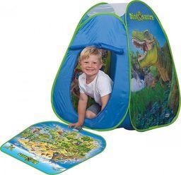 JOHN GMBH NAMIOT Domek dla dzieci z dywanem + 2 Figurki Schleich John