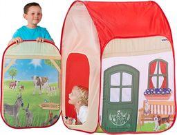 JOHN GMBH NAMIOT Domek Farma dla dzieci + Figurka Schleich John