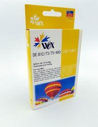 THI Zgodny Tusz Yellow do BROTHER DCP-J525 DCP-J725 MFC-J825 MFC-J430 MFC-J6510 MFC-J6710 / LC1240 / Żółty / 20 ml / zamiennik  uniwersalny