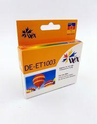THI Zgodny Tusz Magenta do EPSON SX510 SX515 SX610 B1100 B40 BX310 BX600 /  T1003 C13T10034010 / Czerwony / 18 ml / zamiennik  uniwersalny