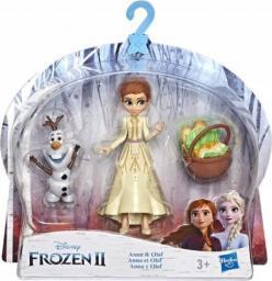Hasbro Figurka Frozen 2 Anna i Olaf (E5509/E7079)