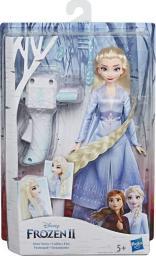 Hasbro Lalka Frozen 2 Elsa długie włosy (E6950/E7002)