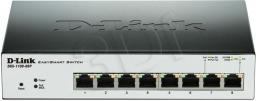 Switch D-Link DGS-1100-08P