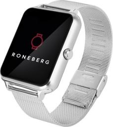 Smartwatch Roneberg R60 Srebrny