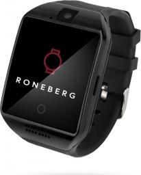 Smartwatch Roneberg RQ18 Czarny  (RQ18 BB)