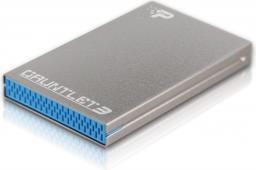 """Kieszeń Patriot Gauntlet III 2,5"""" USB3.0 - obudowa na HDD aluminium (PCGT325S)"""
